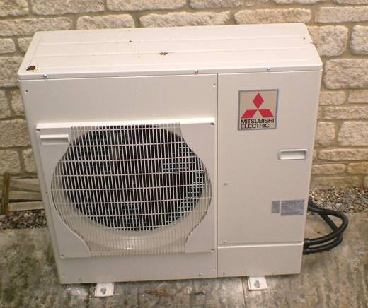 Special feature panel-Mitsubishi Heat Pump