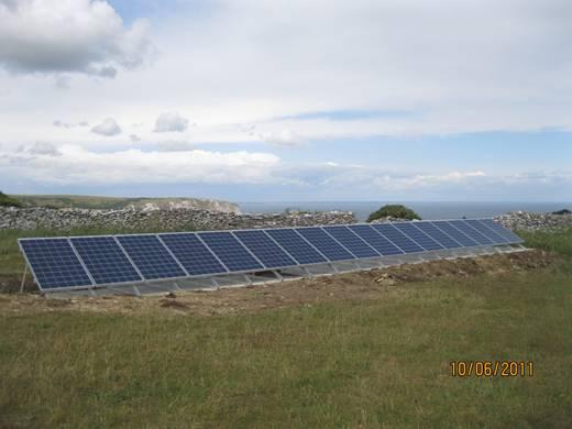 solar panel-Mr Haw