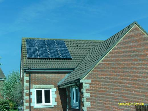 solar panel-Mr McMillan