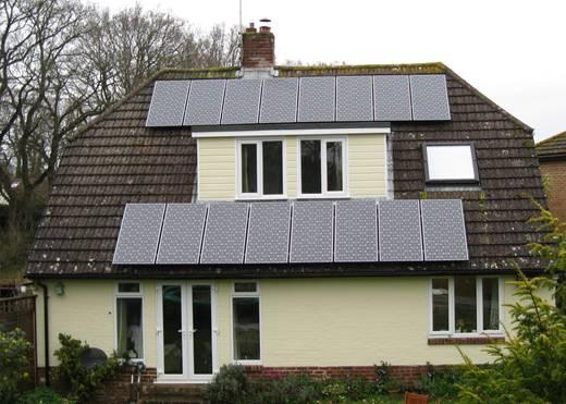 solar panel-PV in Bransgore