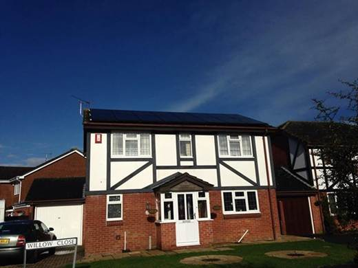 solar panel-Melksham solar PV