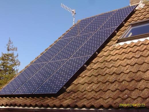 solar panel-Mr Marsden PV system