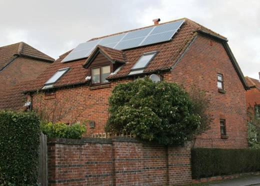 solar panel-Mr and Mrs Ellis Solar PV , Blandford
