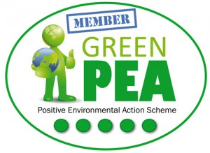 Green Pea logo for members compressed